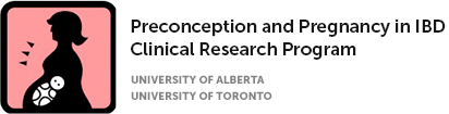 Preconception and Pregnancy in IBD Clinical Research Program